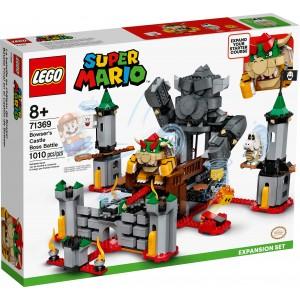 LEGO Super Mario: Bowser's Castle Boss Battle Expansion Set