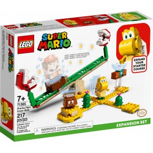 LEGO Super Mario: Piranha Plant Power Slide Expansion Set
