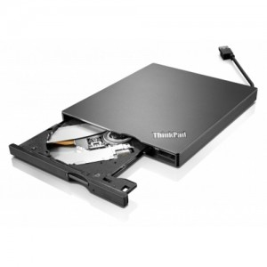 Lenovo Slim USB Portable DVD Burner (ADI701)
