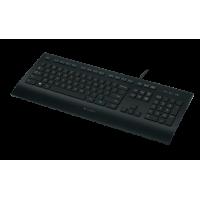 Tipkovnica K280e Comfort, Logitech, USB, SLO g. (920-005217)