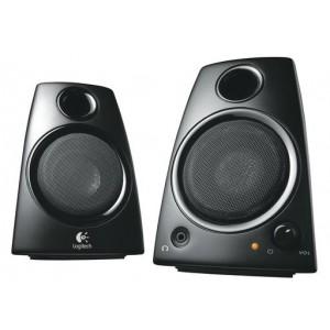 Zvočniki Logitech Z130, 2.0, 5W RMS (980-000418)