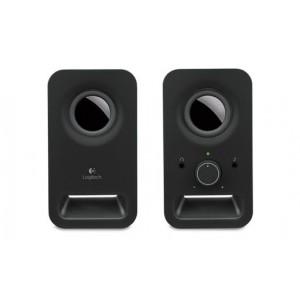 Zvočniki Logitech Z150 2.0, črni (980-000814)