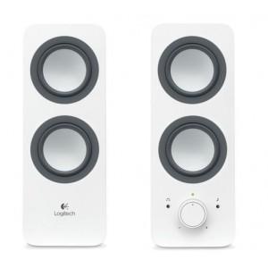 Zvočniki Logitech Z200 2.0, beli (980-000811)