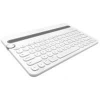Tipkovnica Logitech K480 Multi-Device, bela, SLO g. (920-006367)