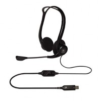 Slušalke Logitech PC Headset 960 USB OEM (981-000100)