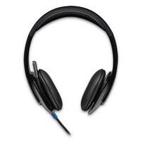 Slušalke Logitech H540, stereo, USB (981-000480)