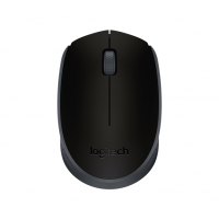 Miška Logitech M171 Wireless, siva (910-004424)