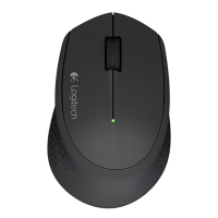 Miška Logitech M280 Wireless, črna (910-004287)