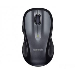 Miška Logitech M510 wireless, Unifying, siva (910-001826)