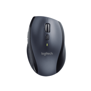 Miška Logitech M705 Wireless, unifying, temno siva (5099206023901)