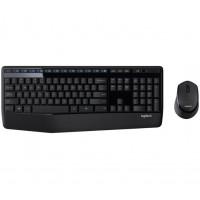 Tipkovnica in miška Logitech Cordless Desktop MK345, SLO g. (920-006489)