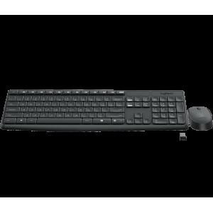 Tipkovnica in miška Logitech Wireless Combo MK235, SLO (920-008031)