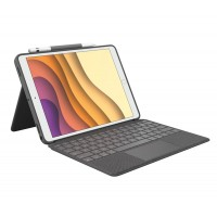 Tipkovnica Logitech Combo Touch za iPad Air (3. gen.) in iPad Pro 10.5
