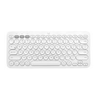 Tipkovnica Logitech K380 Multi-Device, bela, SLO g. (920-009868)