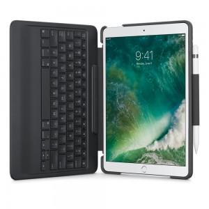 Tipkovnica Logitech SLIM COMBO za iPad PRO 10.5, Smart Connector, črna, SLO g. (920-008448)
