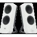 Zvočniki Logitech Z207 2.0, Bluetooth, beli (980-001292)