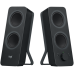 Zvočniki Logitech Z207 2.0, Bluetooth, črni (980-001295)