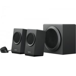 Zvočniki Logitech Z337, 2.1, Bluetooth, 40W RMS, črni (980-001261)