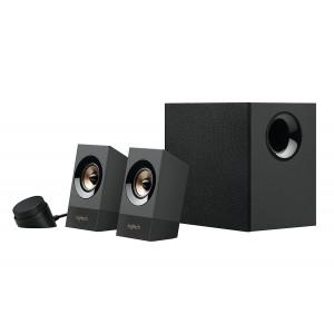 Zvočniki Logitech Z537, 2.1, bluetooth, 60W RMS, črni (980-001272)