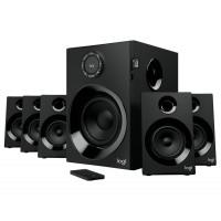 Zvočniki Logitech Z607, 5.1, Bluetooth, 80W RMS, prostorski zvok (980-001316)