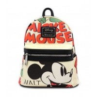 LOUNGEFLY DISNEY MICKEY MOUSE CLASSIC MINI BACKPACK