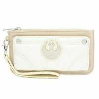 LOUNGEFLY STAR WARS FAUX LEATHER PURSE