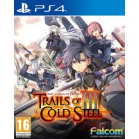 The Legend of Heroes: Trails of Cold Steel III - Early Enrolment Edition (PS4)