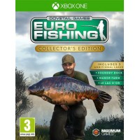 Euro Fishing: Collector's Edition (Xbox One)