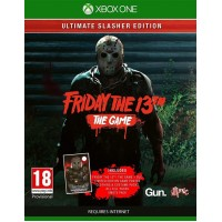 Friday the 13th The Game - Ultimate Slasher Edition (Xone)