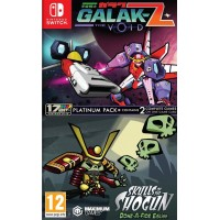 Galak-Z: The Void & Skulls of the Shogun: Bonafide Edition - Platinum Pack (Switch)