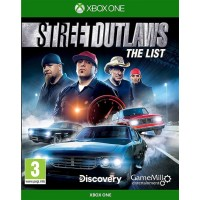 Street Outlaws: The List (Xone)