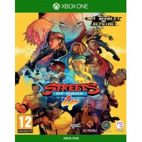 Streets of Rage 4 (Xbox One)