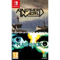 Another World / Flashback Double Pack (Switch)