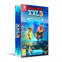 Asterix & Obelix XXL 3: The Crystal Menhir - Limited Edition (Switch)