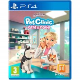 MY UNIVERSE: PET CLINIC CATS & DOGS (PS4)