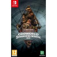 Oddworld: Stranger Wrath - Limited Edition (Nintendo Switch)