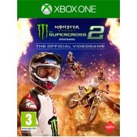 Monster Energy Supercross: The Official Videogame 2 (Xone)