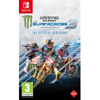 Monster Energy Supercross: The Official Videogame 3 (Switch)
