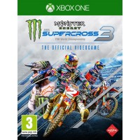 Monster Energy Supercross: The Official Videogame 3 (Xone)