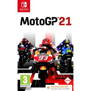 MotoGP 21 (Nintendo Switch)