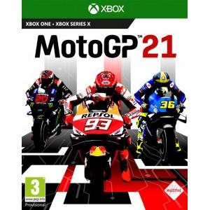 MotoGP 21 (Xbox One & Xbox Series X)