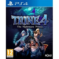 Trine 4: The Nightmare Prince (PS4)
