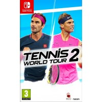Tennis World Tour 2 (Nintendo Switch)