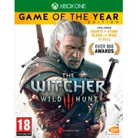 The Witcher 3 Wild Hunt GOTY (xbox one)