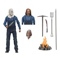 NECA FRIDAY THE 13tH - 7 ACTION FIGURE - ULTIMATE PART 2 JASON