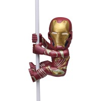 NECA SCALERS-2 CHARACTERS-AVENGERS:INFINITY WAR-IRON MAN