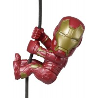 NECA SCALERS-2 CHARACTERS- AVENGERS IRON MAN