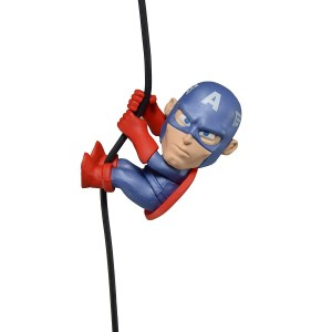 NECA SCALERS-2 CHARACTERS- CAPTAIN AMERICA