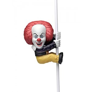 NECA SCALERS-2 CHARACTERS-IT-PENNYWISE 1990
