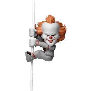 NECA SCALERS-2 CHARACTERS-IT-PENNYWISE 2017
